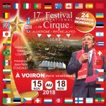 Festival international du cirque à Voiron