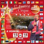 Festival international du cirque à Voiron