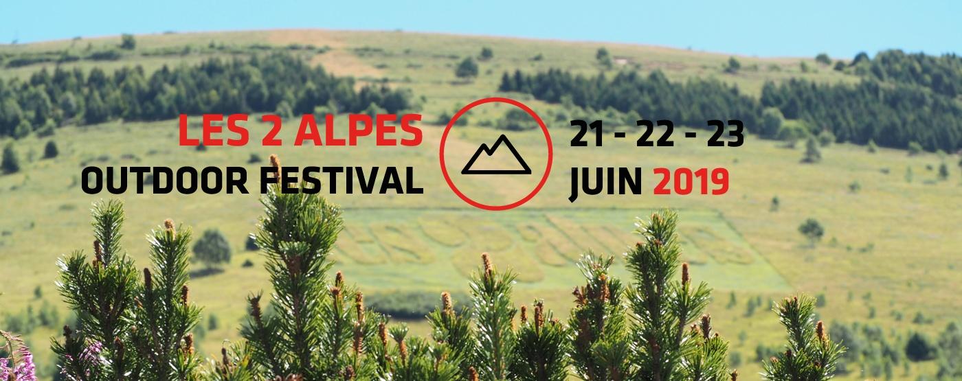 Les 2 Alpes Outdoor Festival 2019