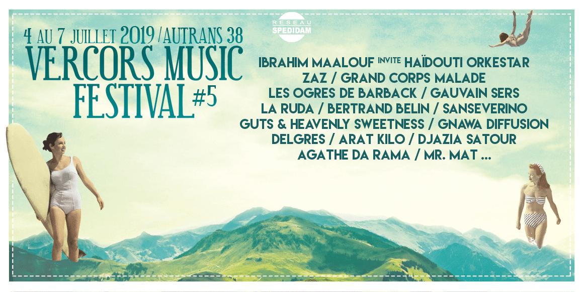 Vercors Music Festival (Autrans)